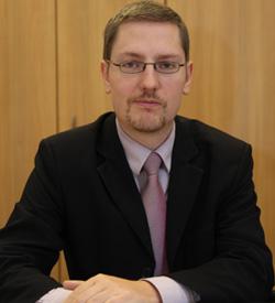 René Biela - Leiter der Landesdolmetscherzentrale